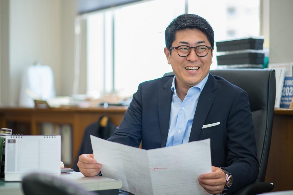 代表取締役副社長 中川大三