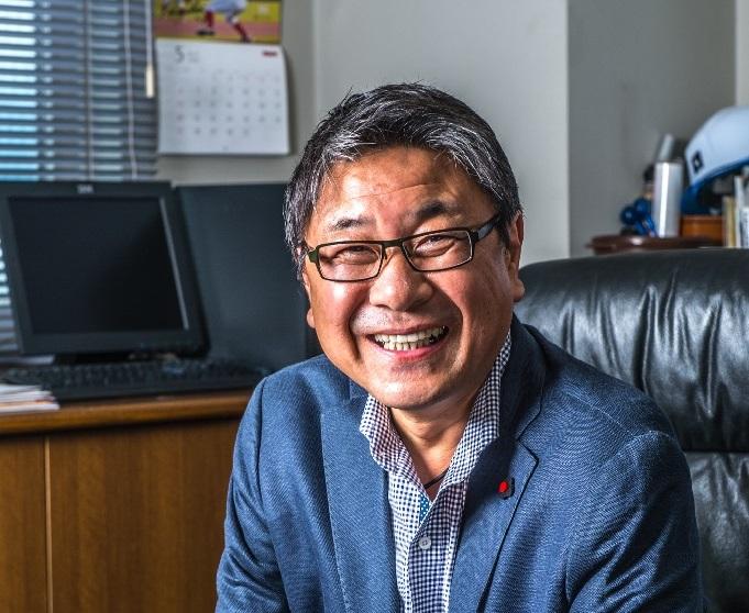 代表取締役社長 飯島泰臣