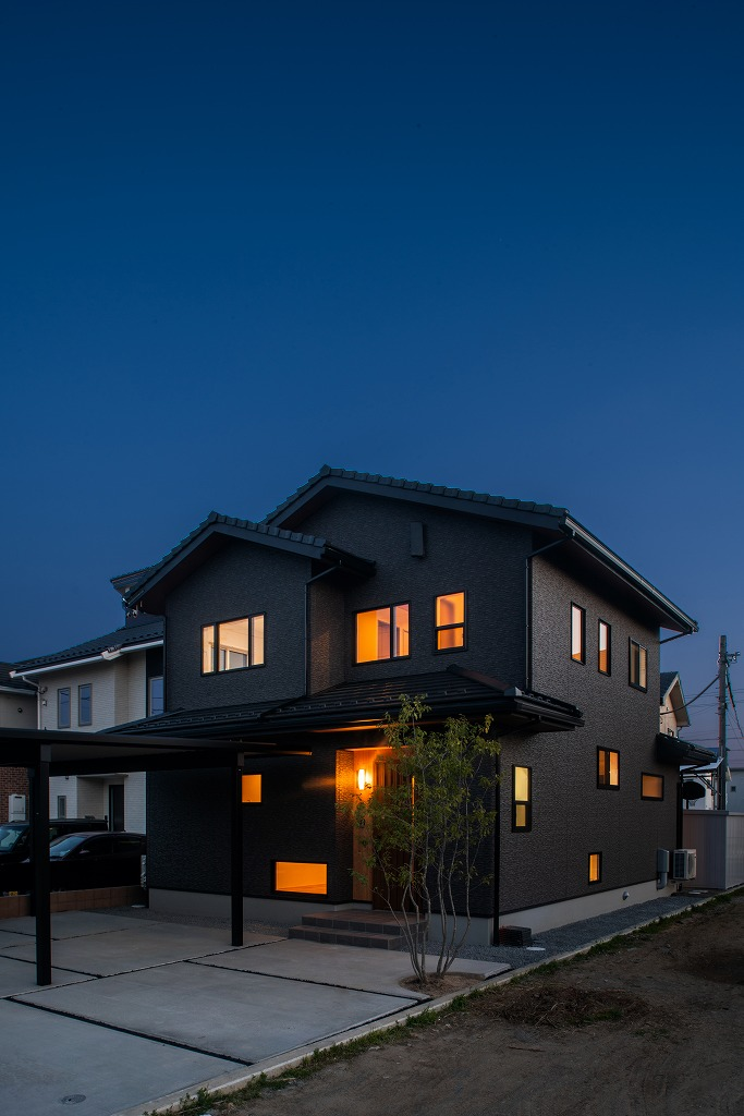 「遊禅」のお住まい 長野市川合新田